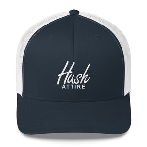 Hush Attire Low Profile Trucker Cap