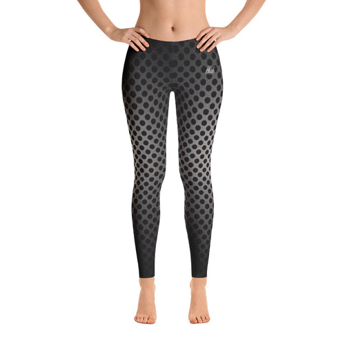 Holes Leggings Front