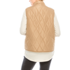 Style #2151A - Brown | Wonderful And Young | Vests