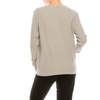 Style #3400 - Grey | Wonderful And Young | Pullovers