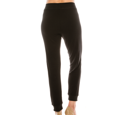 Style #169K - Black | Wonderful And Young | Joggers