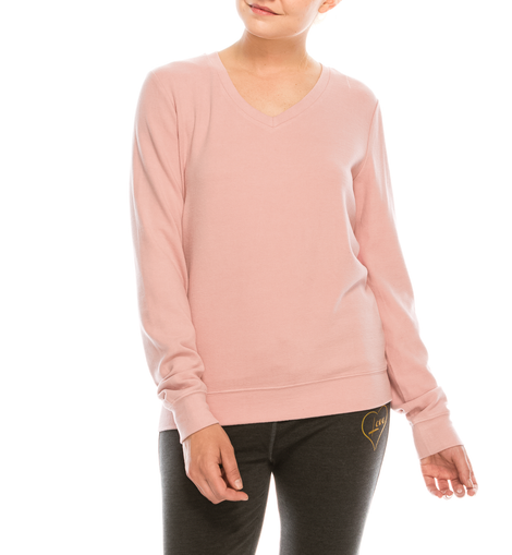 Style # 3400 - Pink | Wonderful And Young | Pullovers