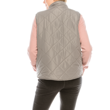 Style #2151A - Light Grey | Wonderful And Young | Vests