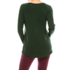 Style #2800 - Green | Wonderful And Young | Knits & Tees
