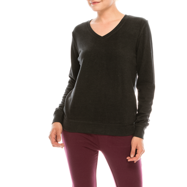 Style #3400 -Black | Wonderful And Young | Pullovers