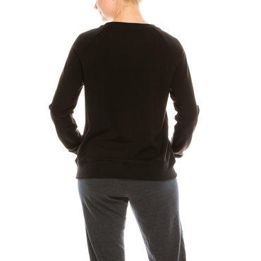 Style #3200P - Black | Wonderful And Young | Pullovers