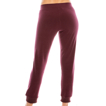 Style #169K - Burgundy | Wonderful And Young | Joggers