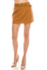 Urban Diction Mustard Yellow Mini Skirt | Urban Diction | Skirts