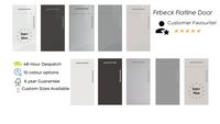 Replacement Kitchen Doors - Flat Door - Slab Door - Grey Kitchen Doors - White Kitchen Doors - Gloss Kitchen Doors - Matt Kitchen Doors