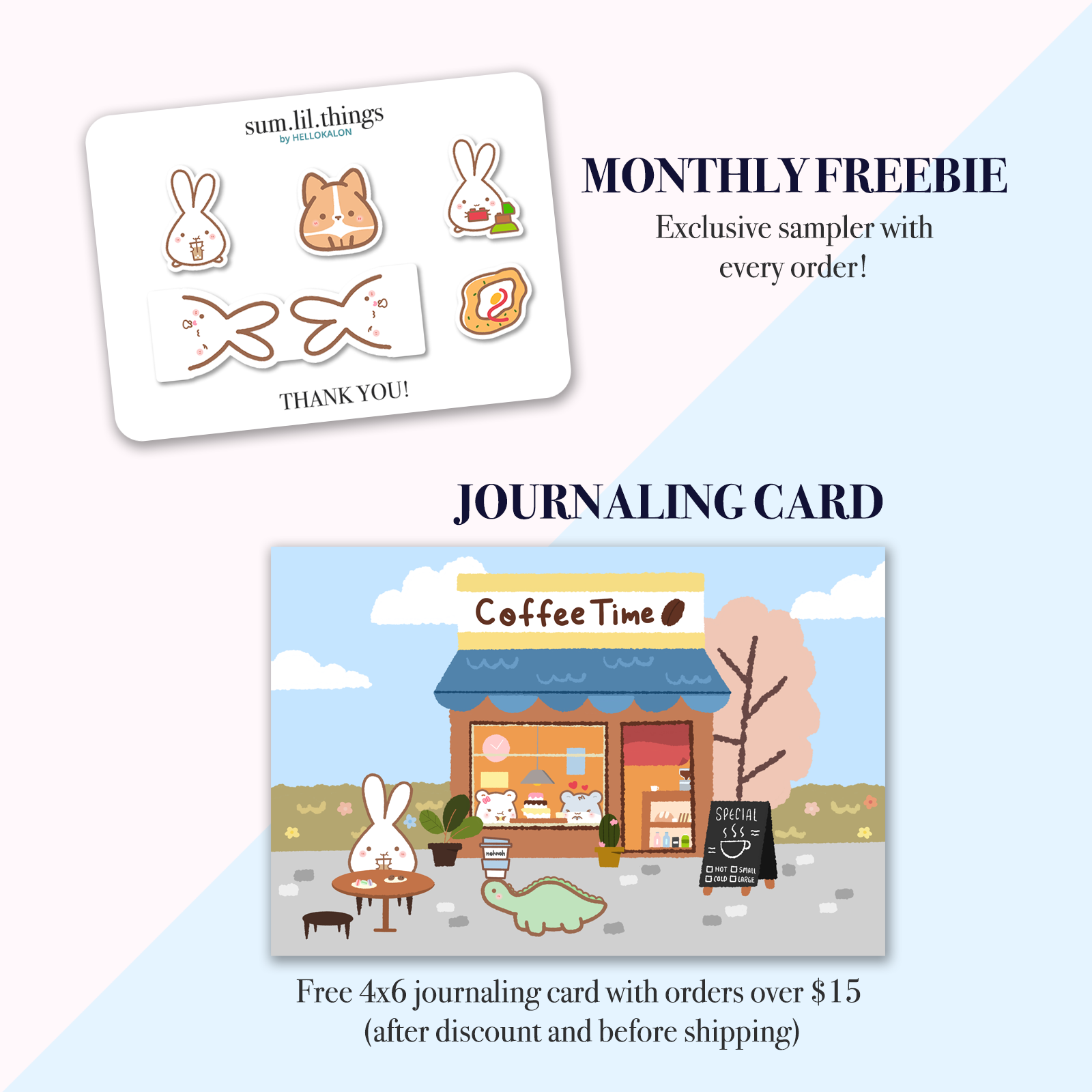 January Freebies