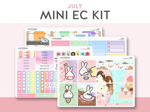 (CK002) July Ice Cream Mini Kit