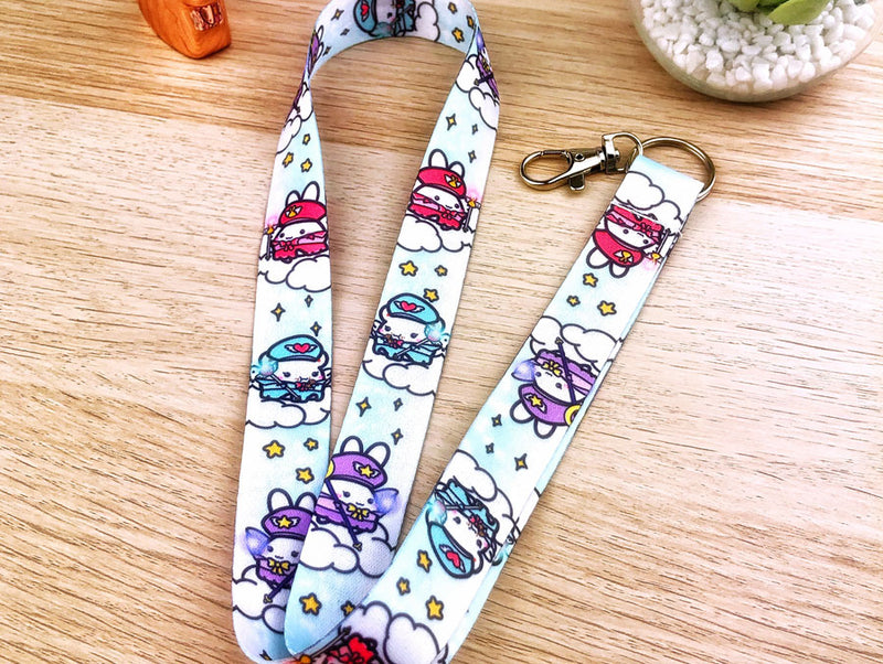 Magical Girls Lanyard || February Subscription