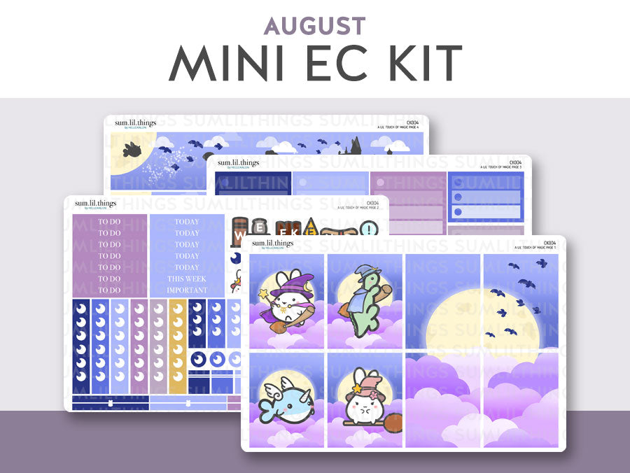 (CK004) August Magic Mini Kit