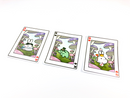Wonderland - Clear Vinyl Stickers (Set of 3)