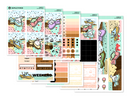 CK021 - Sugar Rush Kit - SILVER BUBBLE FOILED - Vertical Layout || July Subscription