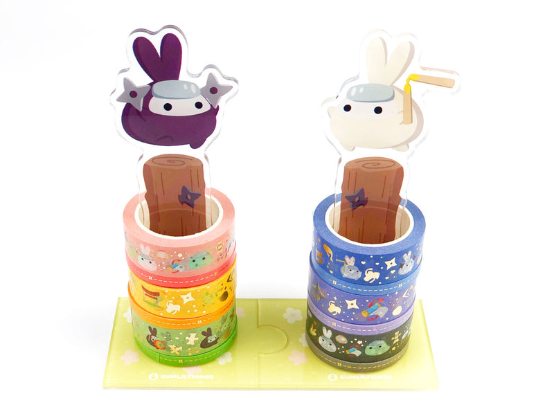 Lil Ninja Washi Tower™ (2 Colors Available)