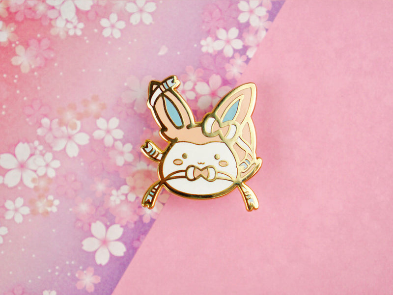Sylveon Enamel Pin