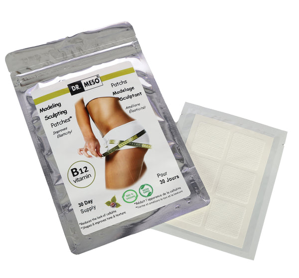 VITAMIN B12 SCULPTING PATCHES (NEW)