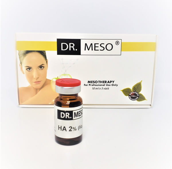 DR MESO HA 2 % Serum 5ml -- box of 5 - Drmeso