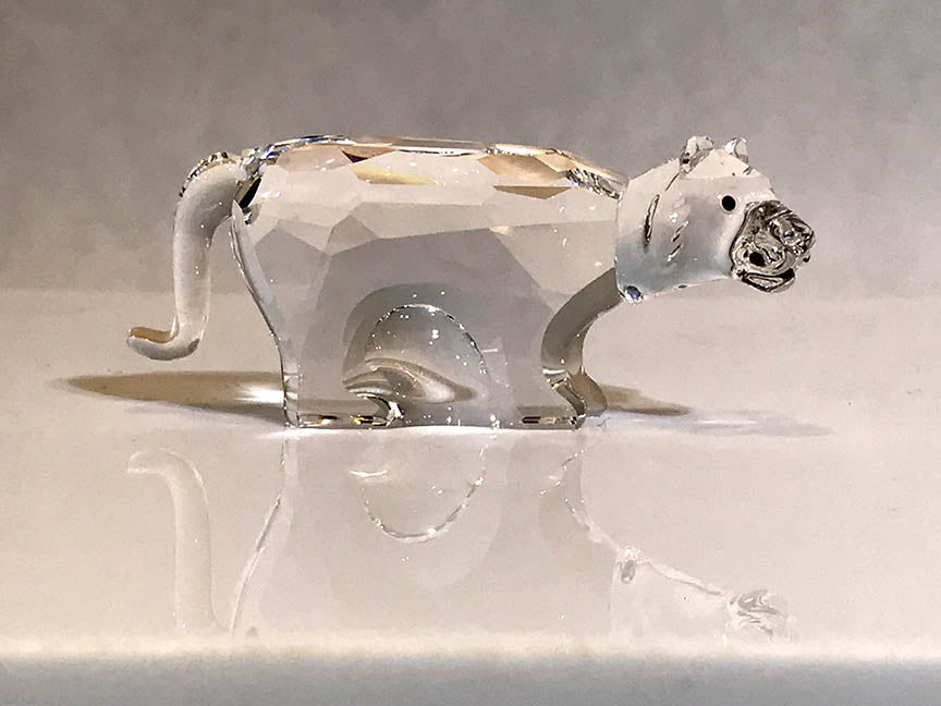 Zodiac Crystal Tiger by Swarovski - Item 622844
