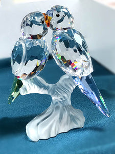"""Budgies"" by Swarovski - Item 680627"