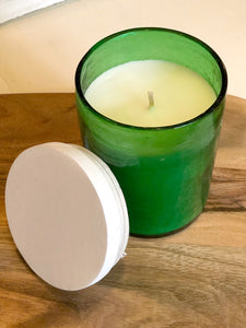 Fresh Jasmine - Soy Wax Scented Jar Candle by Napa Home