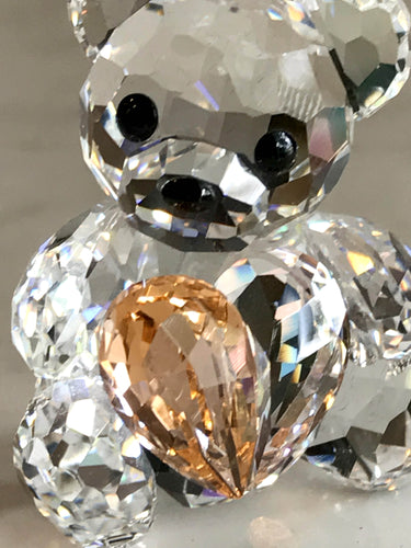 Swarovski Teddy Bear