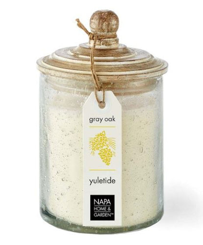 Yuletide Candle - NAPA Home & Garden