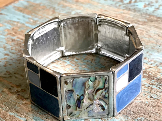 Bracelet - with Mother of Pearl -Item 5