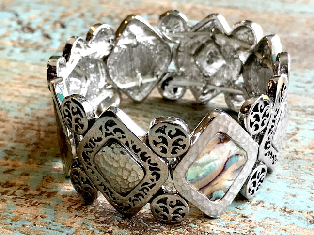 Bracelet - with Mother of Pearl -Item 6
