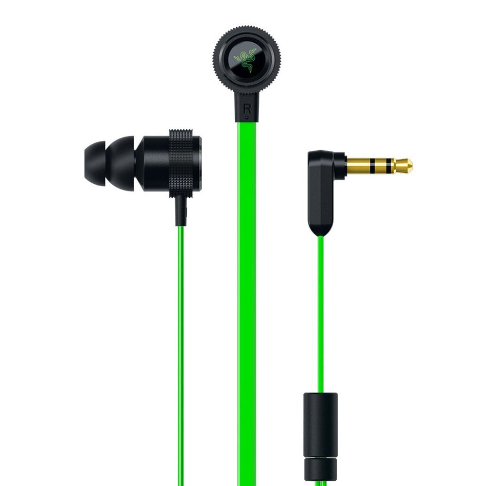 Original Razer Hammerhead V2 Earphones - Ultimate Gaming Equipment