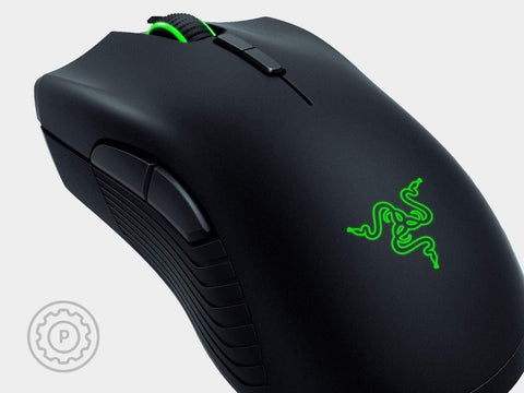 Razer Mamba Wireless Gaming Mouse - Ultimate Gaming Equipment