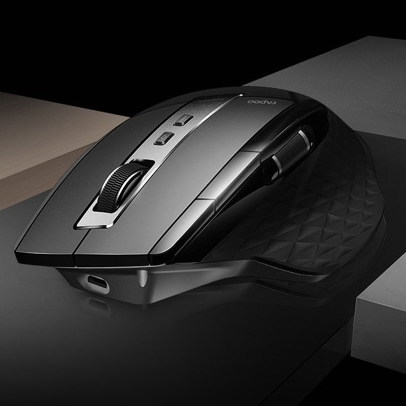 Rapoo MT750S Bluetooth Wireless Mouse - Ultimate Gaming Equipment