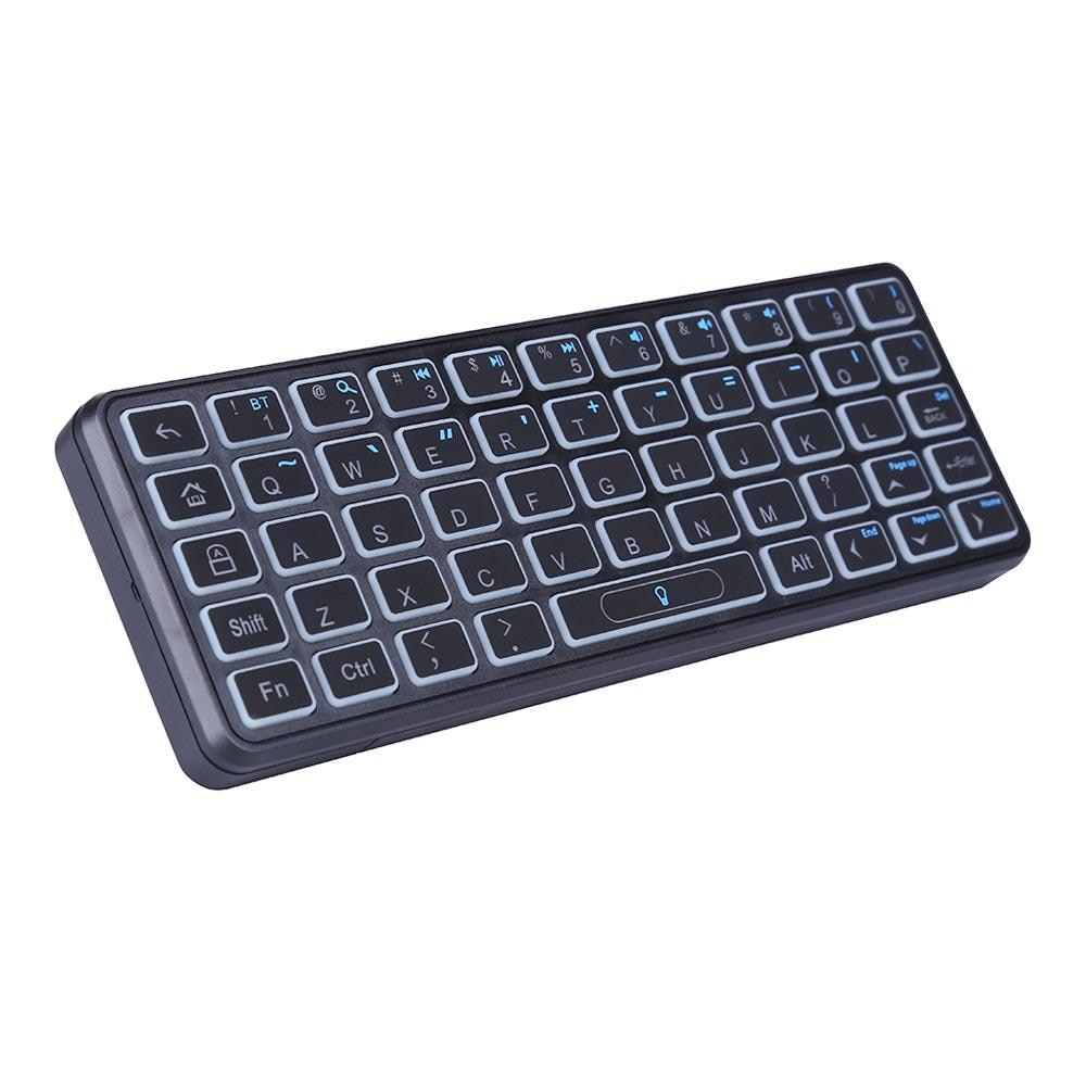 iPazzport KP-810-73B Bluetooth Keyboard - Ultimate Gaming Equipment