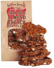Load image into Gallery viewer, - CHIPOTLE ALMOND CRUNCH WITH SEA SALT