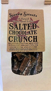 - SALTED CHOCOLATE CRUNCH