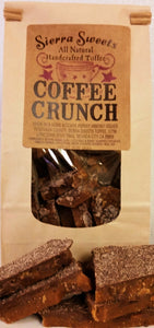 - COFFEE CRUNCH