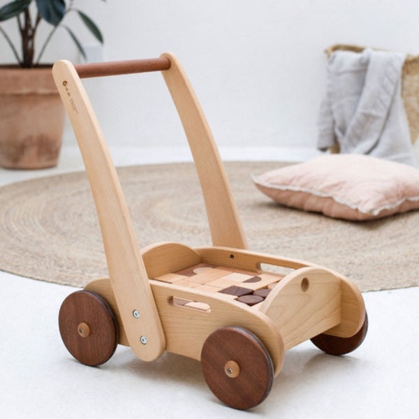 wooden-joy - Toddler Walker - Toddler Toys