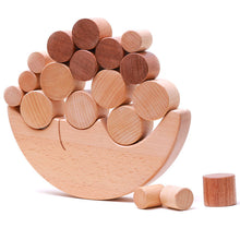 Load image into Gallery viewer, wooden-joy - Moon Balance - Toddler Toys