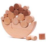 wooden-joy - Moon Balance - Toddler Toys