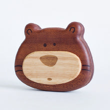 Load image into Gallery viewer, wooden-joy - KeKe Bear Tooth Storage Box - Lifestyle