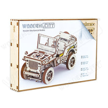 Load image into Gallery viewer, Wooden Puzzle - 4x4