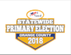 2018 Primary Election, June 5, 2018