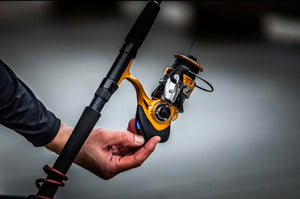 SMART CONNECT SCRV.2 GOLD SERIES SPINNING REEL WITH BLUETOOTH