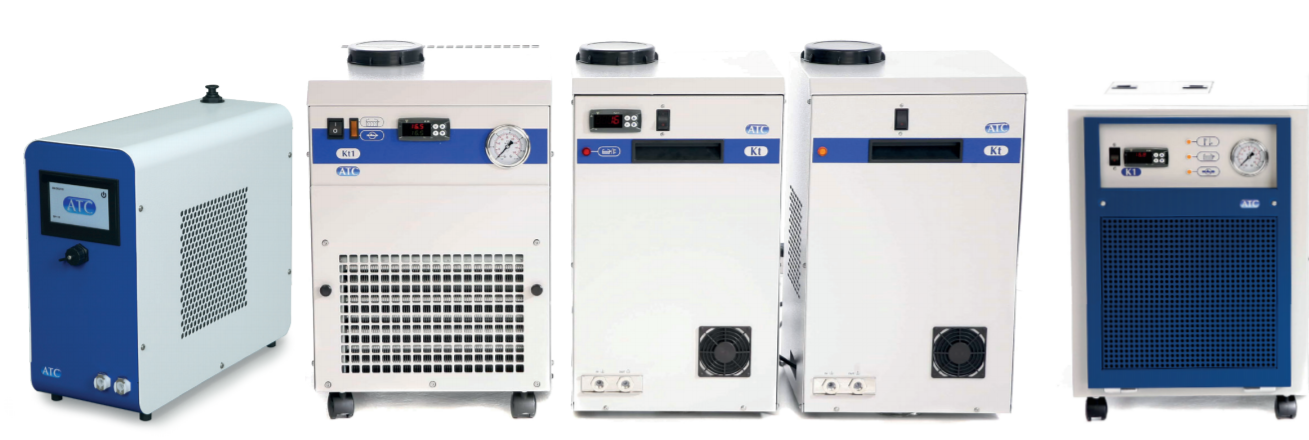 PRECISION RECIRCULATING CHILLERS