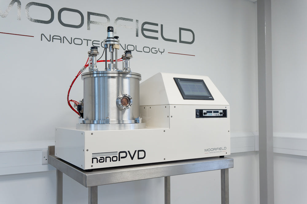 Moorfield's nanoPVD range goes from strength to strength