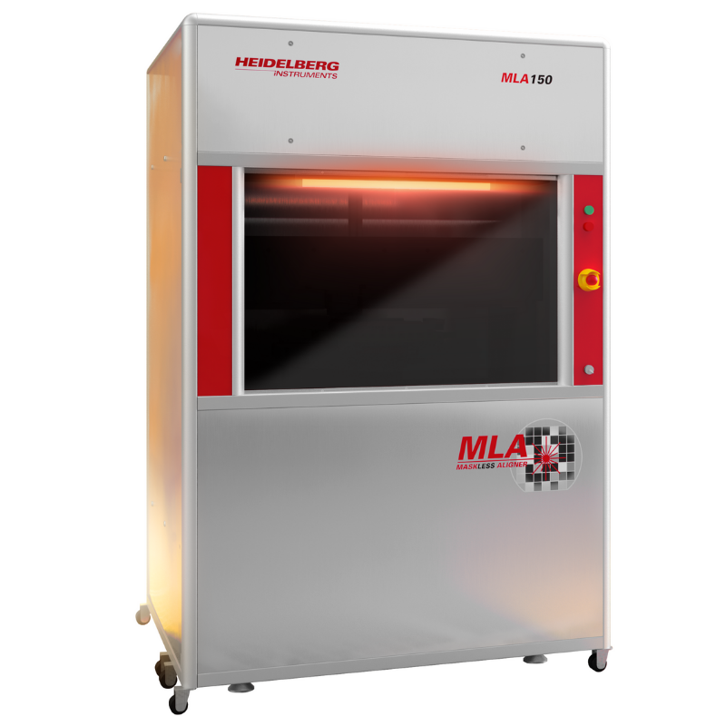 New Exclusive Partner - Heidelberg Instruments - Direct Laser Write Lithography Tools