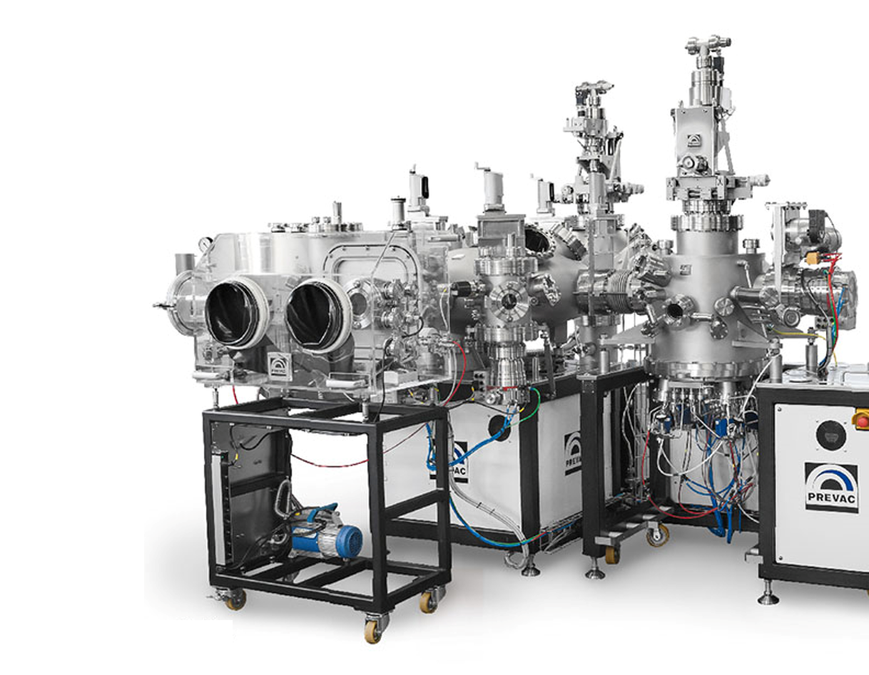 High Vacuum Sputtering System