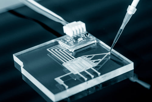 Microfluidic Device fabrication for life sciences & biomedical applications