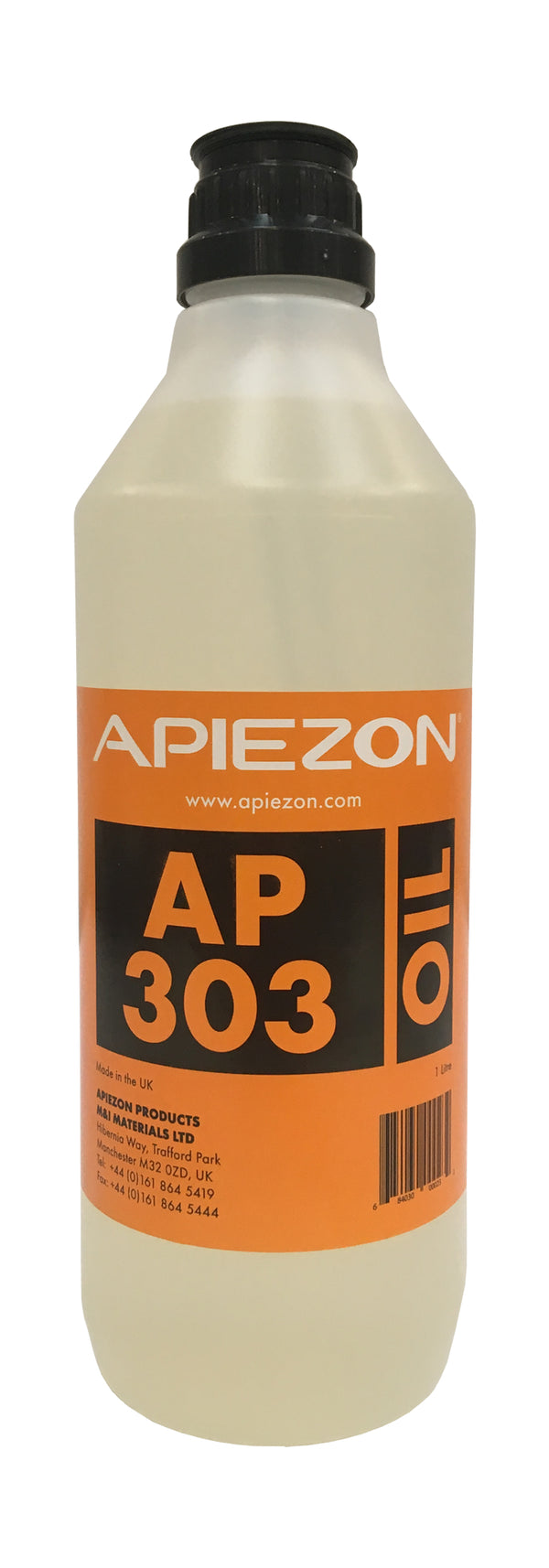 Apiezon AP303 - Nano Vacuum Australia and New Zealand